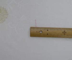 長襦袢地は1.8cm
