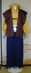 水戸黄門の衣装