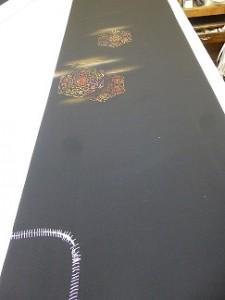 羽織から名古屋帯