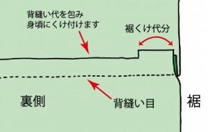伏せ縫い2-1