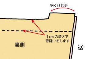 袋縫い3-1